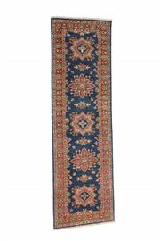 Sale 8539C - Lot 93 - Afgahn Kazak Runner 275cm x 85cm