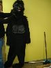 Sale 7490 - Lot 74 - 2 GORILLA COSTUMES - 1 WITH CHEST PLATE + FEET
