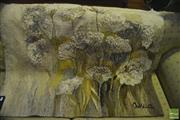 Sale 8307 - Lot 1050 - Wall Hanging Depicting Forest