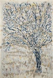 Sale 8424A - Lot 5077 - David Reid (XX - ) (5 works) - Pepper Tree Early Morning, 1998; Silver Gums After the Fire, 1996; Reflected Light, 1996; Licuala For...