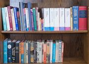 Sale 8486A - Lot 89 - Two shelf lots of books mainly tax related