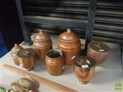 Sale 8548 - Lot 2265 - Collection of Copper Kitchenwares