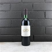 Sale 8987 - Lot 697 - 1x 1979 Chateau Margaux, 1er Cru Classe, Margaux - level at high shoulder, removed from original timber box