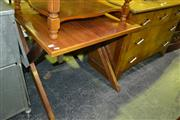 Sale 8093 - Lot 1409 - Timber Occasional Table