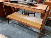 Sale 8801 - Lot 1044 - Metamorphic Coffee/Dining table