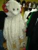 Sale 7490 - Lot 78 - 1 RAM COSTUME WITH SOFT HEAD