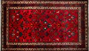 Sale 8276B - Lot 30 - Persian Hamadan 134cm x 220cm RRP $800