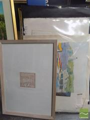 Sale 8513 - Lot 2033 - Various Artists, quantity works on paper and limited edition edition prints, various sizes -