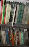 Sale 7670A - Lot 1232 - Books - two shelf lots mainly wildlife and gardening