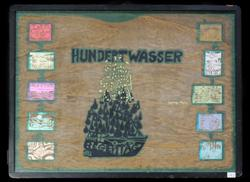 Sale 7919 - Lot 512 - Friendensreich Hundertwasser (Series of 10 Works) - Look at it on a Rainy Day, Complete Edition with Case each image 47 x 66cm