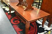 Sale 8093 - Lot 1357 - Timber Coffee Table