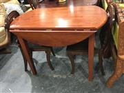 Sale 8740 - Lot 1503 - Timber Dropside Occasional Table