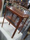 Sale 7922A - Lot 1177 - Side Table with Walnut Veneer Finish