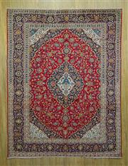 Sale 8585C - Lot 12 - Persian Kashan 300cm x 400cm