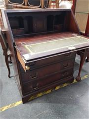 Sale 8744 - Lot 1056 - Drop Front Bureau