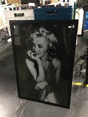 Sale 8702 - Lot 2095 - Poster of Marilyn Monroe, 96 x 66cm