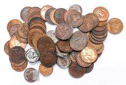 Sale 9164 - Lot 415 - Collection of various copper coins