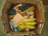 Sale 7490 - Lot 81 - 1 BOX OF ASSORTED RUBBER ANIMALS FEET & HANDS