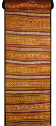 Sale 8307A - Lot 79 - Persian Kilim 200cm x 60cm RRP $500