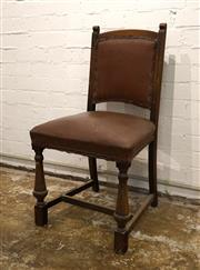 Sale 8734A - Lot 70 - An early chair