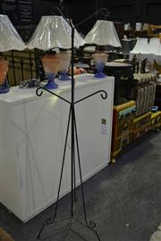 Sale 8031 - Lot 1053 - Metal Coat Rack