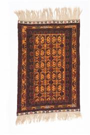 Sale 8539C - Lot 95 - Persian Sumak 150cm x 90cm