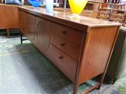 Sale 8566 - Lot 1120 - Nathan Circle Sideboard