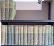 Sale 8568A - Lot 73 - Chapman & Hall, Charles Dickens, 19 volumes, 1869