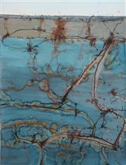 Sale 8665A - Lot 5053 - John Olsen (1928 - ) - Lake Eyre - The Desert Sea IX 94 x 72cm