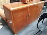 Sale 8724 - Lot 1029 - Art Deco Sideboard