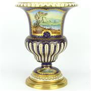 Sale 8342B - Lot 9 - French Porcelain Jardiniere