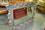 Sale 8093 - Lot 1391 - Ornately Farmed Mirror