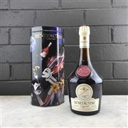 Sale 9062 - Lot 931 - 1x DOM Benedictine Liqueur - limted edition Terence Lawlor Collection No.6, 40% ABV, 700ml in canister