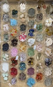 Sale 9043 - Lot 1052 - Collection of Minerals