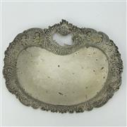 Sale 8314A - Lot 11 - Continental Silver 800 Standard Tray