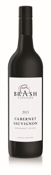 Sale 8515W - Lot 40 - 12x 2015 Brash Vineyard Cabernet Sauvignon, Margaret River.  95 Points Ray Jordan 93 Points James Halliday 91 Points Huon Ho...