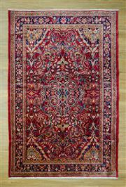 Sale 8585C - Lot 18 - Persian Lilian 345cm x 233cm