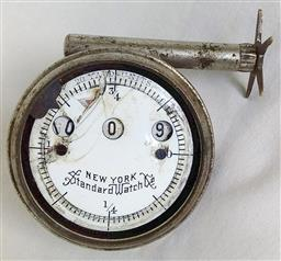 Sale 9142A - Lot 5021 - Clycometer for TOC 28 wheel saftey bike, New York Watch Co, c1895