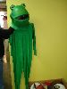 Sale 7490 - Lot 86 - 1 GREEN FROG COSTUME – UNITARD