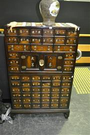 Sale 8013 - Lot 1001 - Korean Medicine Chest