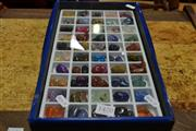 Sale 8115 - Lot 1470 - Over 300 Polished Gemstones