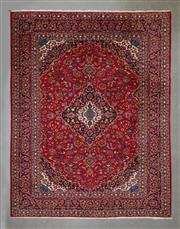 Sale 8480C - Lot 101 - Persian Kashan 380cm x 300cm