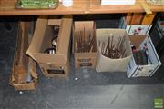 Sale 8548 - Lot 2253 - Collection of Scientific Equipment incl Bunsen Burner Stands