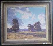 Sale 9065 - Lot 2035 - Joyce White Afternoon Light, Castlereagh oil on canvas on board, 60 x 70cm signed