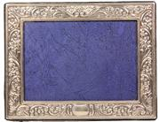 Sale 7978 - Lot 40 - English Hallmarked Sterling Silver Picture Frame