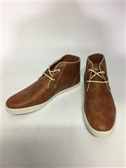 Sale 8288B - Lot 10 - Marco Gianni, Skyler Mens Boots In Brown, Size 41, RRP $100, Some Damage To Box