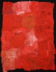 Sale 8321 - Lot 565 - Kudditji Kngwarreye (c1928 - ) - My Country 93 x 70cm