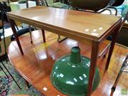 Sale 8566 - Lot 1157 - Teak Coffee table (83)