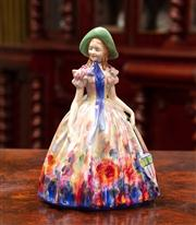 Sale 8804A - Lot 90 - A Royal Doulton figure Easter Day registration number 842489, Height 19cm