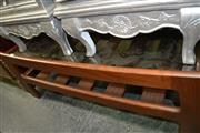 Sale 8099 - Lot 815 - G Plan Coffee Table with glass top